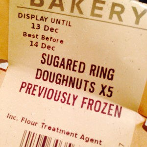 What sort of donut witchcraft is this?